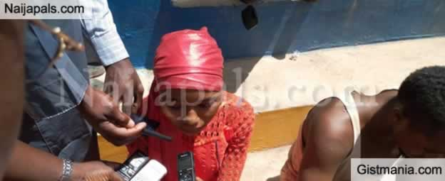 Nigeria's Most Feared Female Kidnapper, 18 Years Old Hadiza Babayo Arrested In Gombe