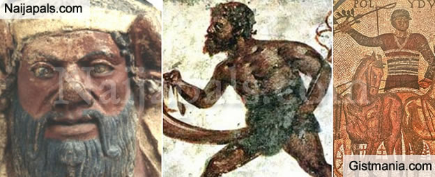 The First Romans Were Black People Called The Etruscans [Read Full History]