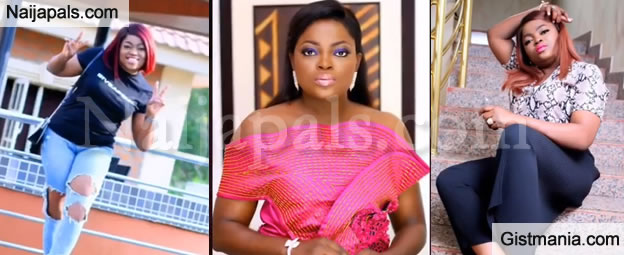 Actress Funke Akindele-Bello Shares Adorable Photos As She Celebrates Her 42nd Birthday (PHOTOS)