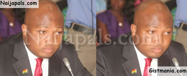 Nigeria's Inspector General Of Police Revealed Too Much Information On Evans - Ghanaian Lawmaker