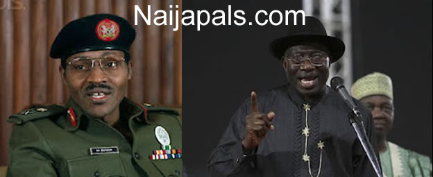 Thank God Buhari's Life Was Spared – Jonathan