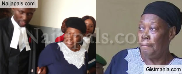 P&ID Contract Scandal: Ex-director In Petroleum Ministry, Grace Taiga Remanded In Prison