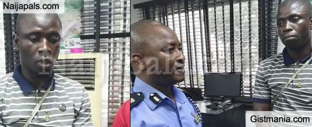 Arrested Port-Harcourt Serial Killer, Gracious David West Gives Full Confession (WATCH)
