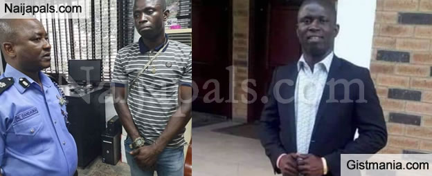 Port Harcourt Serial Killer, Gracious David West Finally Arrested By The Police (Full Story)