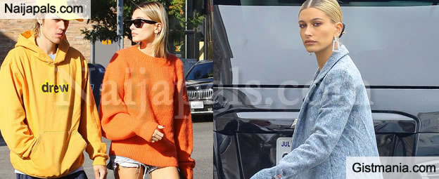 Hailey Baldwin Resumes Work After She & Her Hubby, Justin Bieber Put Their Wedding On Hold 'INDEFINITE'