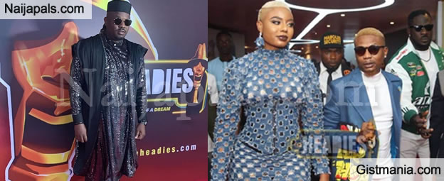 #Headies2019: Photos From The Ongoing 13th Edition Of The Music Award Ceremony In Lagos - PICTURES