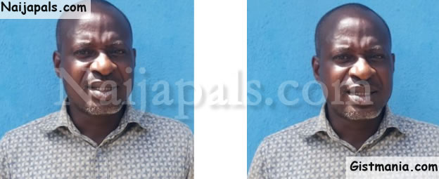 Herbalist Arrested In His Shrine After 'Defrauding' Cab Driver Of N4million (Photo)
