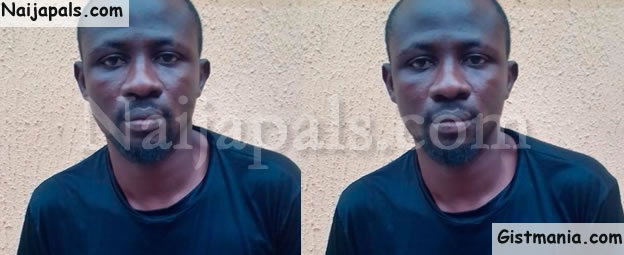 'Demands From My Wife Pushed Me Into Robbery' - 38-year-old Suspected Robber, Ibrahim Kazeem