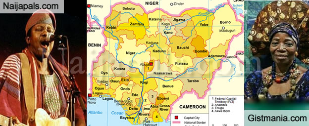 Some Rare Truth About Nigeria States You Probably Don't Know - MUST READ!