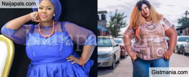 Nollywood Plus Size Actress, Ifeoma Okeke Has A Message For People Who Body Shame Her