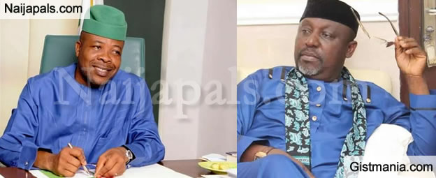 Frustrated Okorocha Hasn't Released Money For My Inauguration – Imo Gov-elect, Ihedioha Reveals
