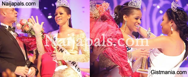 Ego Kwenu! MBGN 2014 Winner, Iheoma Nnadi Set To Drop Out Of School