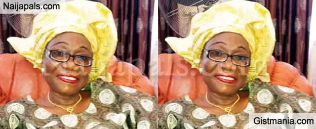 BREAKING: Kidnapped Senator Iyabo Anisulowo Regains Freedom From Kidnappers