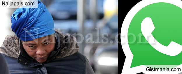 51 Years Old Woman, Jadesola Agbalade Jailed In Ireland For Forwarding Sensitive Whatsapp Message