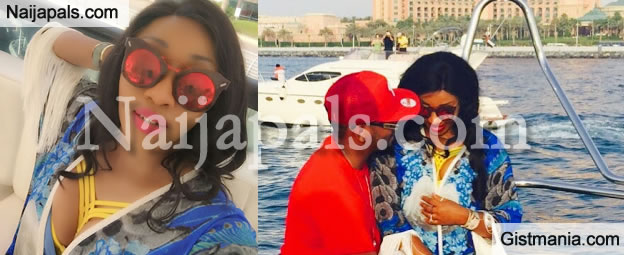 #DatPoshLife: Billionaire Polo Owner Daughter, Jennifer Obayuwana Celebrates Birthday In Dubai (Pix)