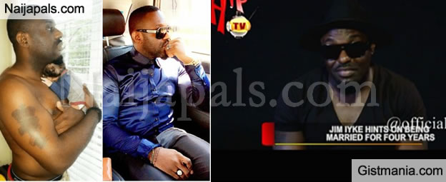 Did Jim Iyke Just Confirm He Has Been Married With Kids For 4-Years? (WATCH)
