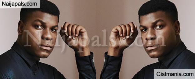 """""""Go and Fry Plantain"""" Star Wars Actor, John Boyega Reveals How His Naija Mum Treats Him"""