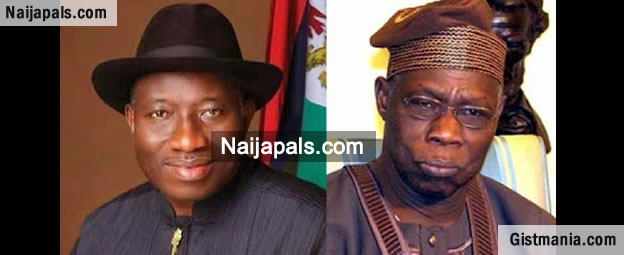 Obasanjo Finally Replies Jonathan's Sept 22 Open Letter