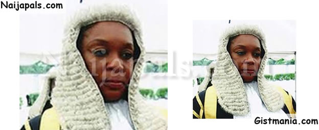 N5M Alleged Bribe! Justice Rita Ofili-Ajumobogia Slumps In Court