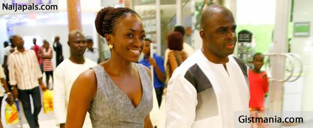 Mr 'hottie' Onwuchekwa has been divorced from his wife Jill ,and
