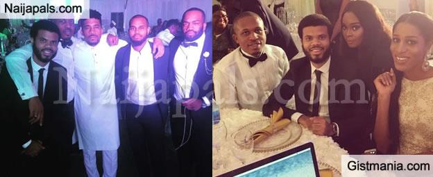 Music Star Naeto C, His Wife Nicole, Asa Asika & More Celebrate Kema Chikwe At 70 - Photos
