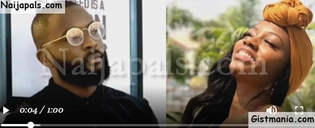 BBNaija Housemates, Khafi And Gedoni Caught Making It Out Under Duvet (Video)