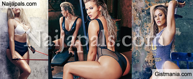 Khloe Kardashian Outshines Kim As She Goes Hot For Cover Of Complex Magazine (Photos)