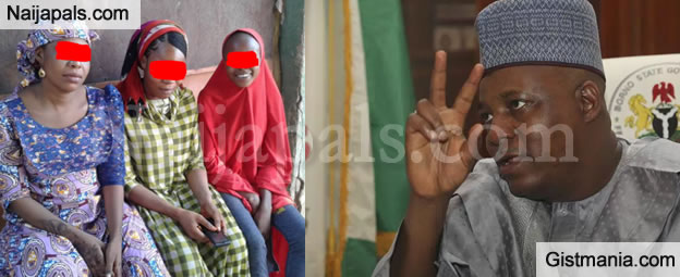 SMH! Wonders In Borno As Unmarried Ladies Begs Government To Help Them Find Husband