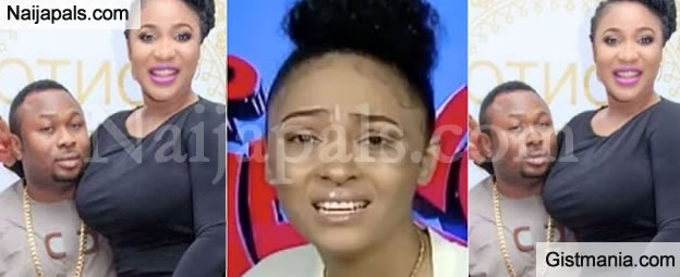 Finally! Lady Accused Of Sleeping With Tonto Dikeh's Husband Speaks Out (Video)