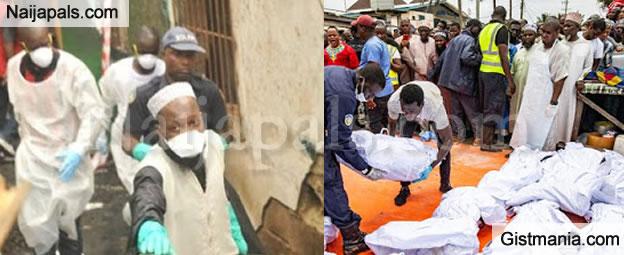 26 Children, 2 Teachers Die As Fire Breaks Out In Liberia Boarding School (GRAPHIC)