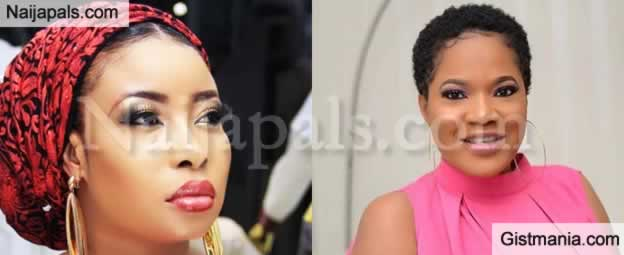 "VIDEO: ""Toyin Abraham Is A Bastard, She Doesn't Have A Car Or House""- Lizzy Anjorin Blows Hot."