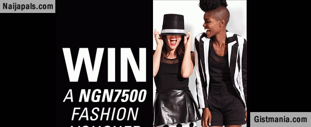 Love fashion? Win a NGN7500 voucher with MRP
