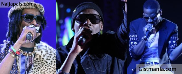 [PHOTOS & VIDEO] Snoop Lion, Dbanj, 2Face, Flavour Rocks Africa All Stars Concert