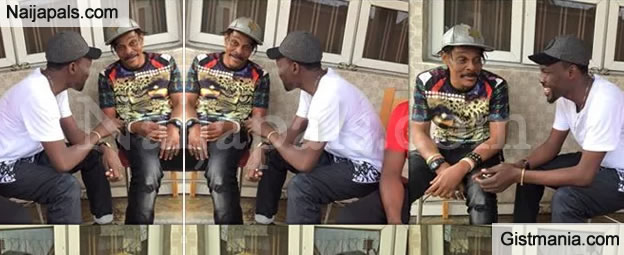 THANK GOD: Majek Fashek Steps Out For The First Time In Rehab After Signs In Recovering