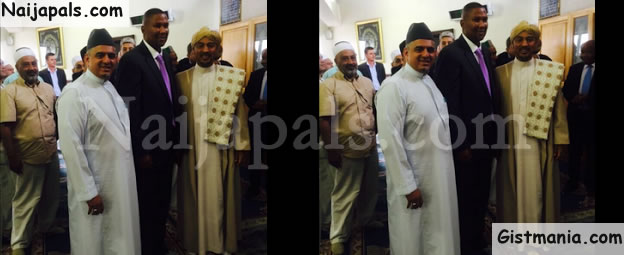 Nelson Mandela's GrandSon, Mandla Reportedly Converts To Islam