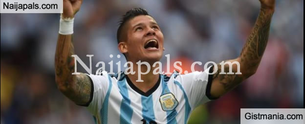 SPORTS: Manchester United Have Signed Sporting Lisbon Defender Marcos Rojo