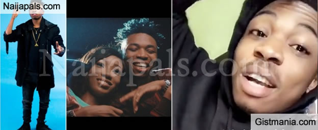 """I Don't Have A Spec Of Girls I f*ck, I f*ck Anything Both Big And Small"" - Mayorkun (WATCH)"
