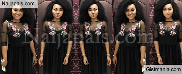 Mercy Aigbe Shuns Her Domestic Situation, Returns To Instagram With New Photos
