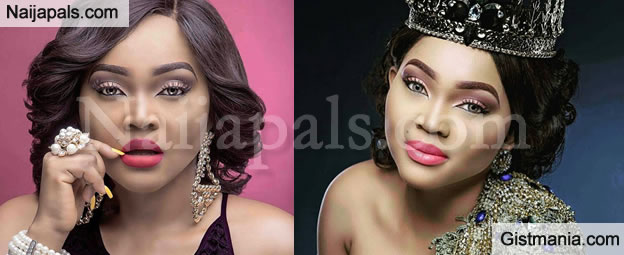 Mercy Aigbe Calls Out Fan For Correcting Her Spelling