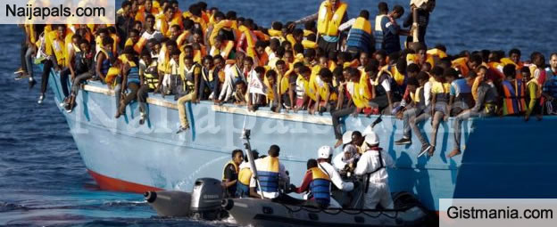 128 Nigerians, Other Migrants Drown In Mediterranean Sea In 21 Days - UN Agency Says
