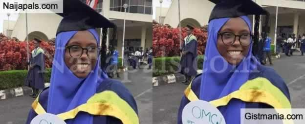 Meet University Ibadan's Best Graduating Master's Student, Miss Owolabi Abibat Olayinka