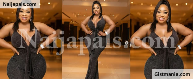 Curvy Ghanaian Actress & Socialite, Moesha Buduong Flaunts Her Massive Curves In New Sexy Photos