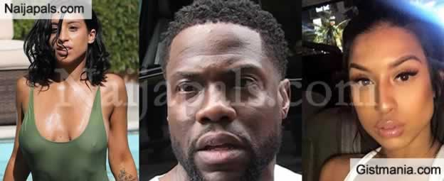 Montia Sabbag Sues Kevin Hart For $60Million For Emotional Abuse Over Love Tape