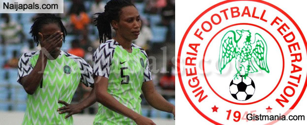 NFF React to Super Falcons Protesting In France, Says We Are Not Owing Them a Dime