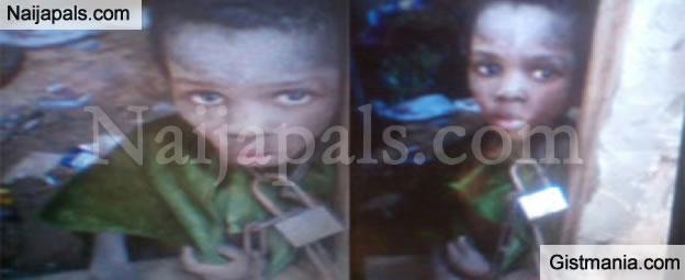 NEWS UPDATE: Police Nabbed Fleeing Pastor Who Chained 9-Yr-Old Son