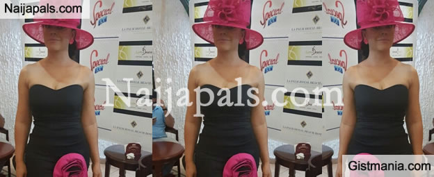Check Out What Nadia Buari Wore To Majid Michel Wedding.. Hit or Miss?