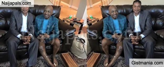 PHOTO: Former Vice President Namadi Sambo Hospitalized In The US