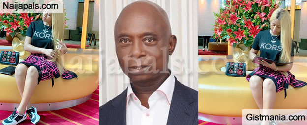 """Come Home Huni"" - Ned Nwoko Begs Regina Daniels (See Screenshot)"