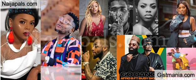 Here Are Lists of Interesting Naija Songs For The Third Week In September 2019