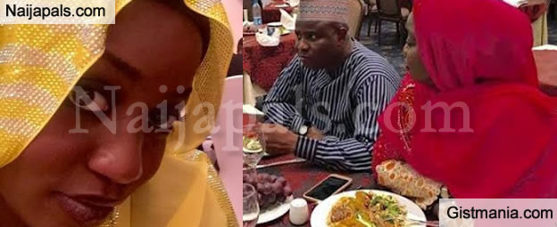 New Wife Of Sokoto State Governor, Aminu Tambuwal Speaks On Their Romance